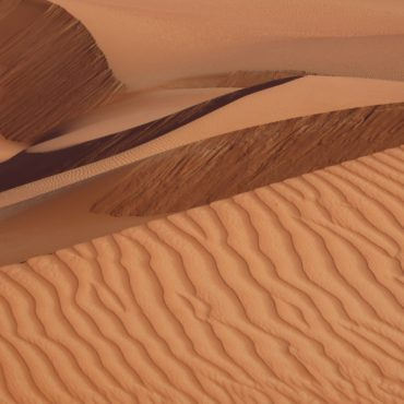 Crossing the Empty Quarter – or surviving an 8 day hike in the desert
