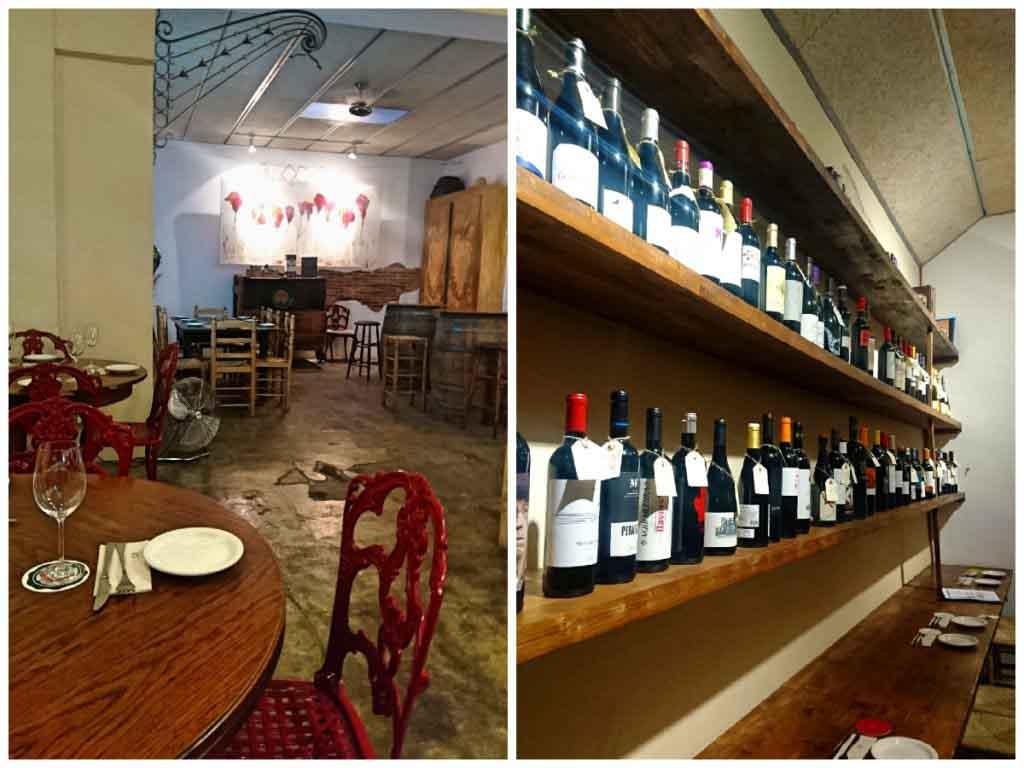 Great restaurants in Barcelona Tapas @ Els Sortidors del Parlament