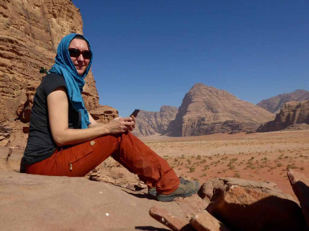 Wadi Rum Jordan Lawrence house