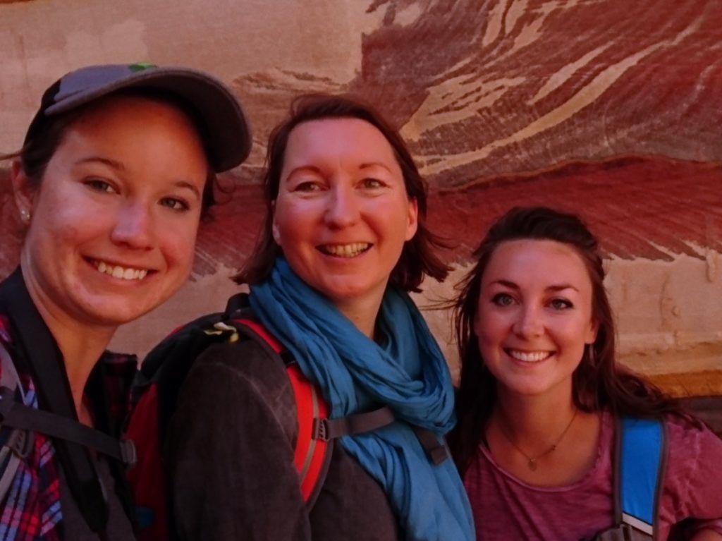 Petra, Jordan, hiking, geology